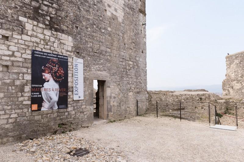 Expo-Chateau des Adhémar-Isabelle Chapuis-1