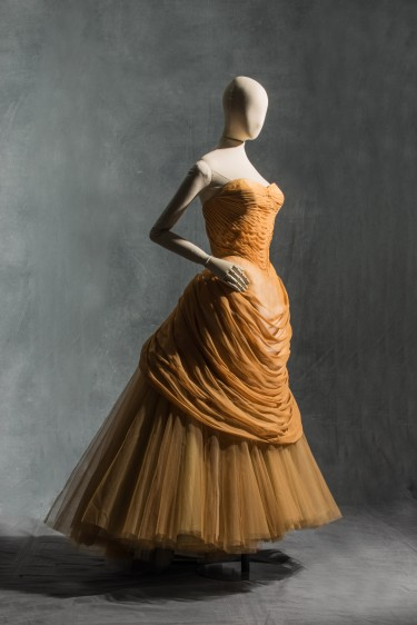 Charles James, Robe du soir Cygne, Haute couture, automne-hiver 1955-1956